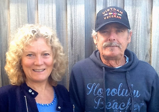 Gary and Pam Lovell | Leaving as locals