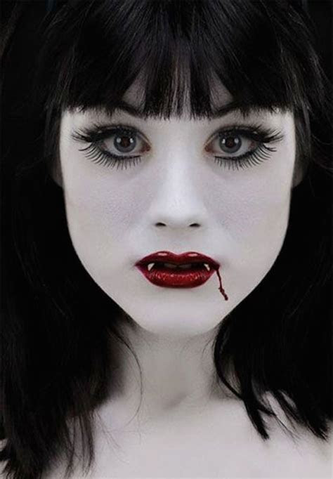20 Vampire Halloween Makeup To Inspire You   Feed Inspiration