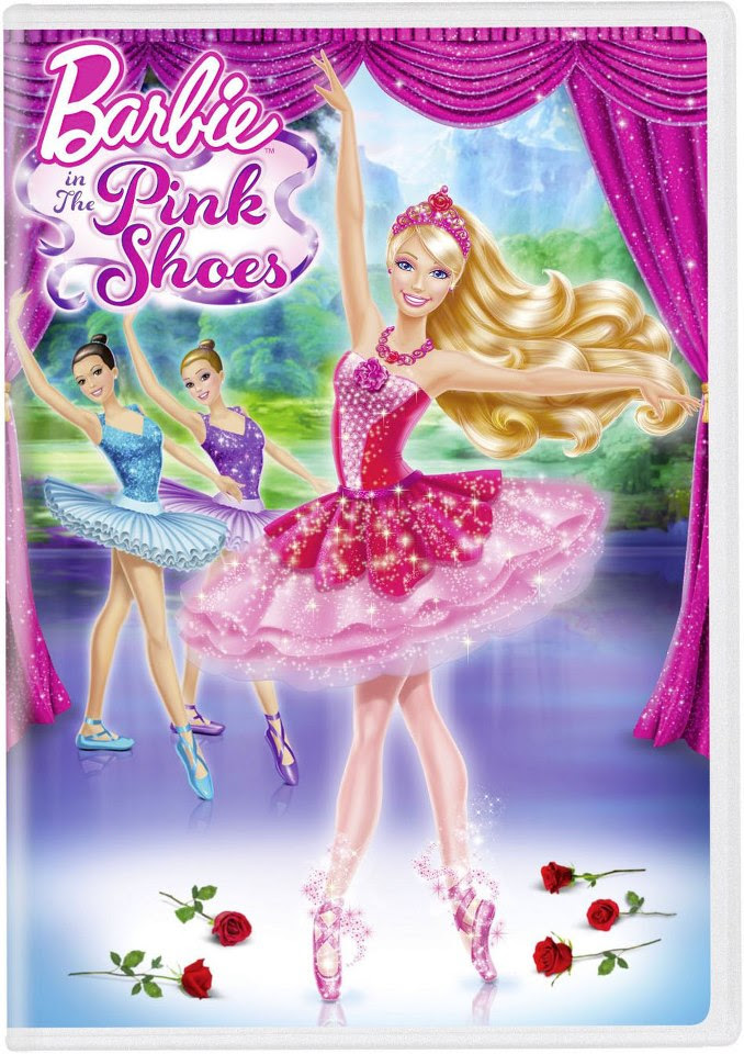 Barbie Movies Images Pink Shoes Dvd Hd Wallpaper And Background