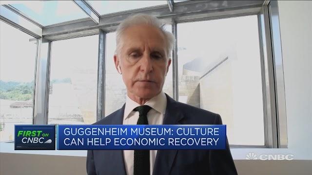Va a ser un año difícil para nosotros, pero el turismo se recuperará: Museo Guggenheim de Bilbao director