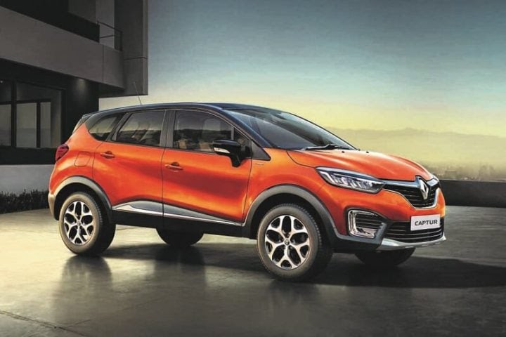 renault captur india images