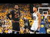 Stephen Curry, LeBron James Make History With Opposing Triple-Doubles