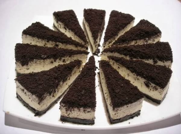 resepi cheese cake  whipping cream crv tu Resepi Oreo Cheese Cake Tanpa Oven Enak dan Mudah