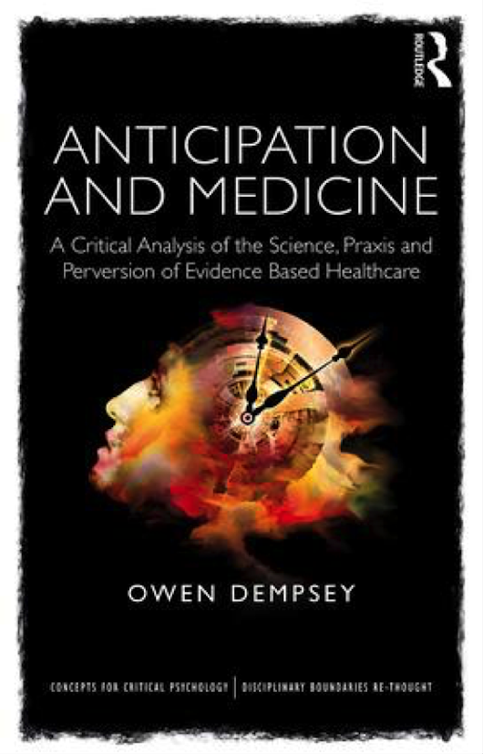 A new book: Anticipation and Medicine