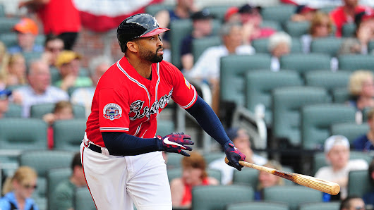 Matt Kemp, Braves beat Nationals