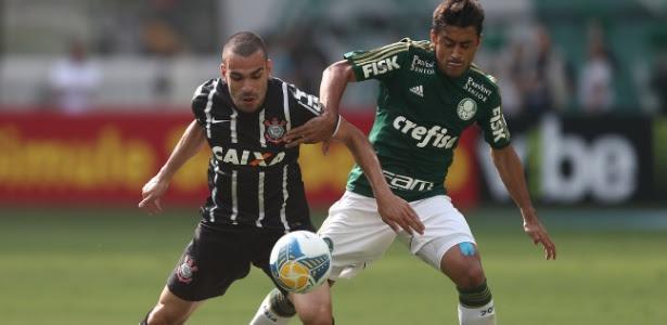 Bruno Henrique assume lugar de Elias na equipe do Corinthians