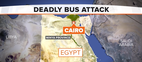 Terrorists Massacre Christians in Egypt, 26 Killed, Please Pray With Us…….