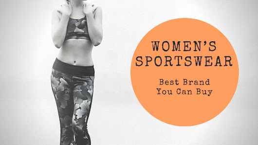 Best Gym Wear Brand : Which Is The Best Brand For Womens Sportswear In USA?