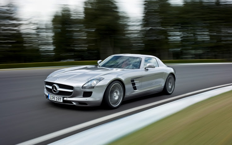 A History of the Mercedes-Benz Supercar - Motor Trend