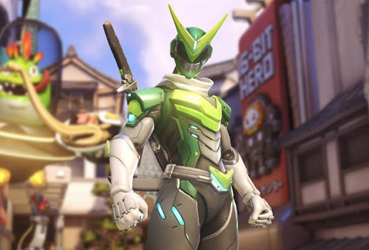 There Are Not Enough Hours In The Day To Grind For 'Overwatch' Anniversary Skins