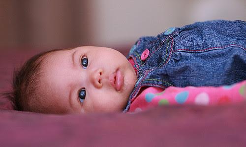 My Mia   7 Weeks Old