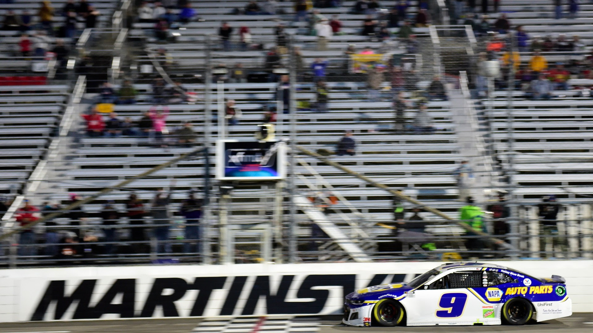 NASCAR at Martinsville live updates, results, highlights from Blue-Emu Maximum Pain Relief 500