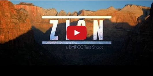 Cool Short Video of Zion | Zion Canyon