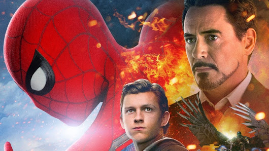 10 Burning Questions About That Truly Hideous Spider-Man: Homecoming Poster