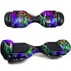 MightySkins SWT580-Neon Splatter Skin Decal Wrap for Swagtron T580 Hoverboard Sticker - Neon Splatter