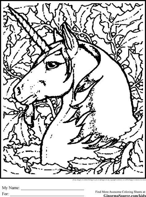 advanced coloring pages unicorn fun activities