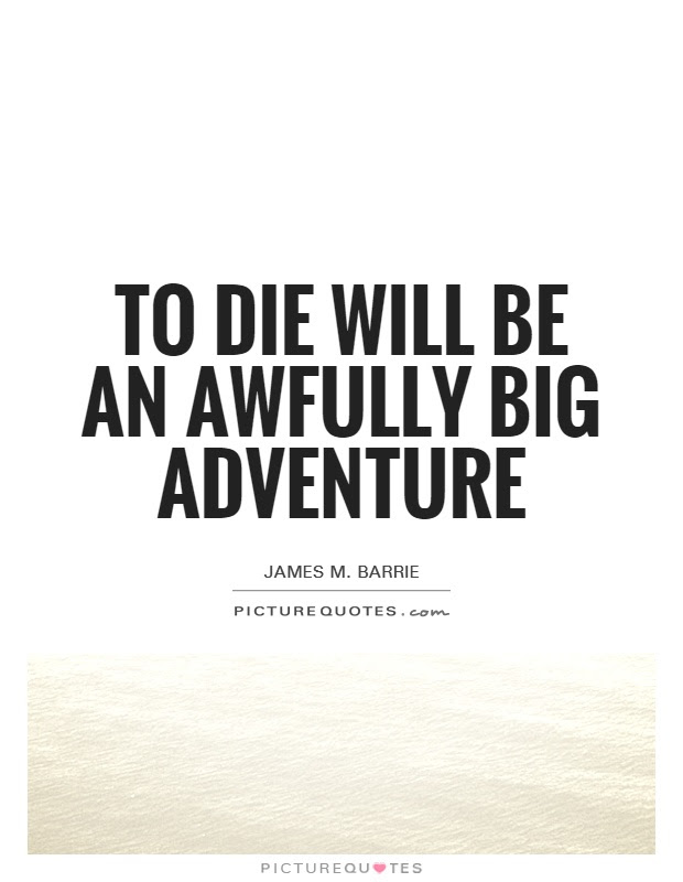 Quotes About Big Adventure 55 Quotes