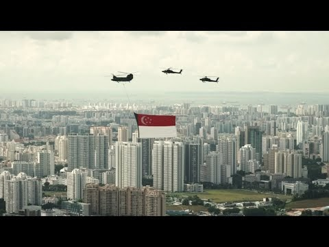 Singapore - NDP 2020 Fly Our Flag – Behind the Scenes
