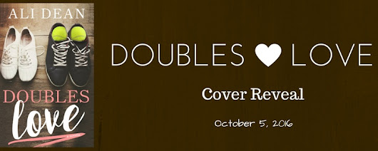 Cover Reveal: Doubles Love by Ali Dean