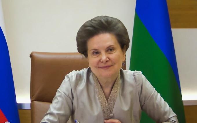 Наталья Комарова: «Необходимо широко тиражировать эффективный опыт женщин — региональных лидеров в преодолении последствий пандемии»