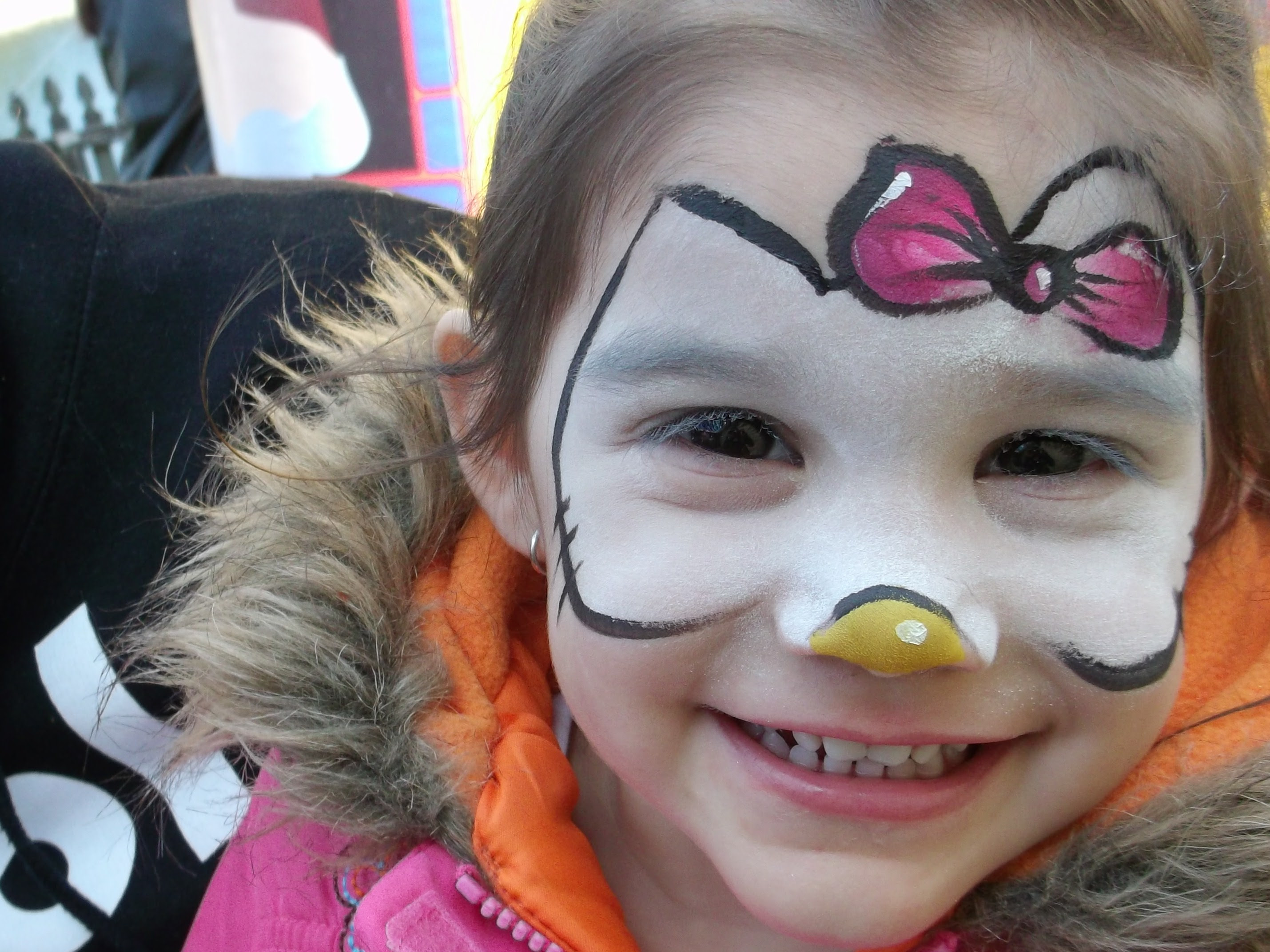 Pictures Of Hello Kitty Face Painting For Kids Kidskunstinfo