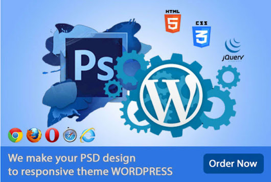 devloperweb : I will do psd to wordpress 1 page in 24 hrs for $10 on www.fiverr.com