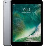 "Apple iPad MP2F2LL/A Apple A9 Embedded M9 Coprocessor 2 GB Memory 32 GB Flash Storage 9.7"" 2048 x 1536 Tablet PC iOS 12 Space Gray"