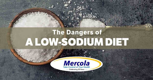 Why You Should Avoid Low Sodium Diets