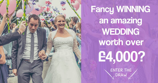 Win a Wedding at Boughton Golf Worth £4,000