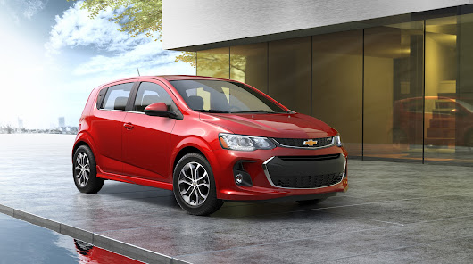 2018 Chevrolet Sonic (Chevy) Review, Ratings, Specs, Prices, and Photos - The Car Connection