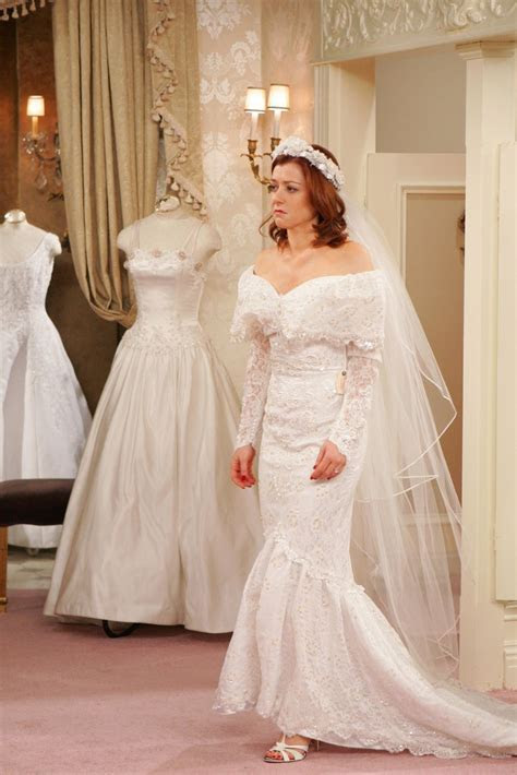 Lily Dress Choice Two   How I Met Your Mother Photo
