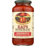 Rao's Specialty Food Homemade Sauce - Arrabbiata - 24 oz.