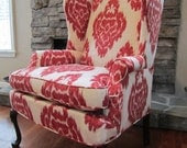 Accent Chair - Spiced