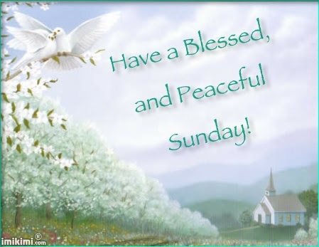 Have A Blessed And Peaceful Sunday Pictures Photos And Images For