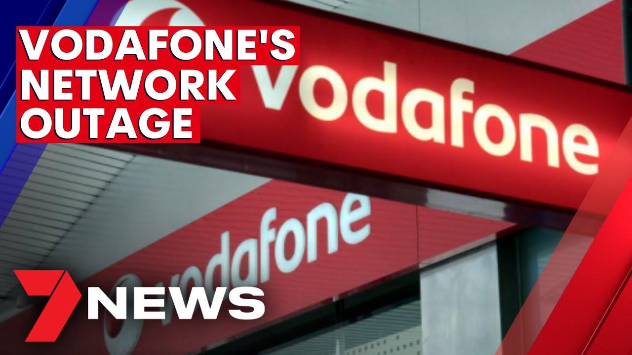 Vodafone-Idea (VI) Network Shutdown | Big Problem For VI Users - Vodafone outage