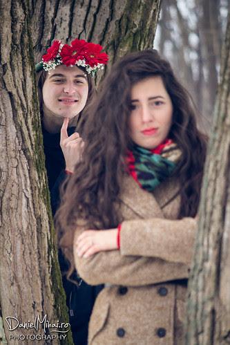 Bogdan + Madalina by Daniel Mihai