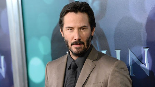 Reeves to Star in New Sci-fi Thriller Replicas