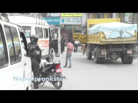 Live video of Earthquake In Nepal 2015