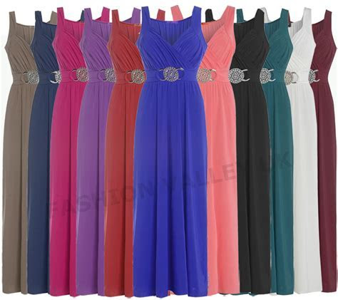 NEW WOMENS PLUS SIZE BUCKLE BRIDESMAID PROM EVENING LONG