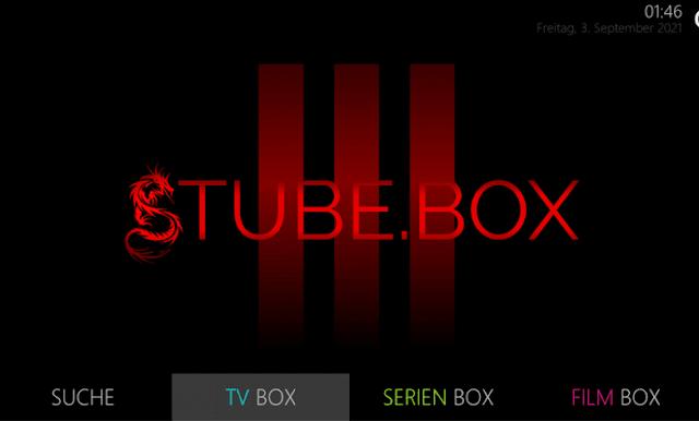 VAVOO MEDIA PLAYER 2022 STUBEBOX V3