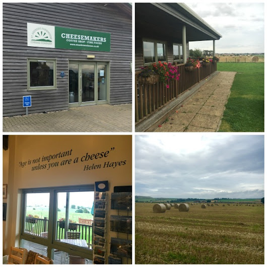 Feast Of Fife – The St Andrews Farmhouse Cheese Company