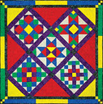 Square-agonals12EasyPieces-Wallhanging