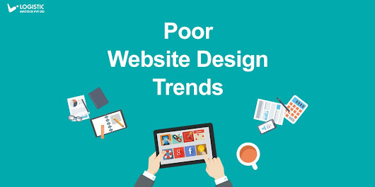 Beware Of 6 Poor Website Design Trends In 2016