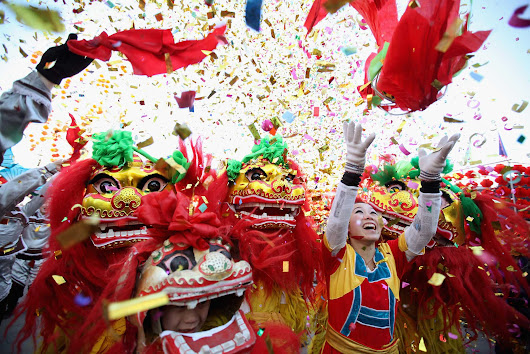 Chinese New Year 2014 with Other Upcoming Events in London |  - Official Blog for Apartments Rental