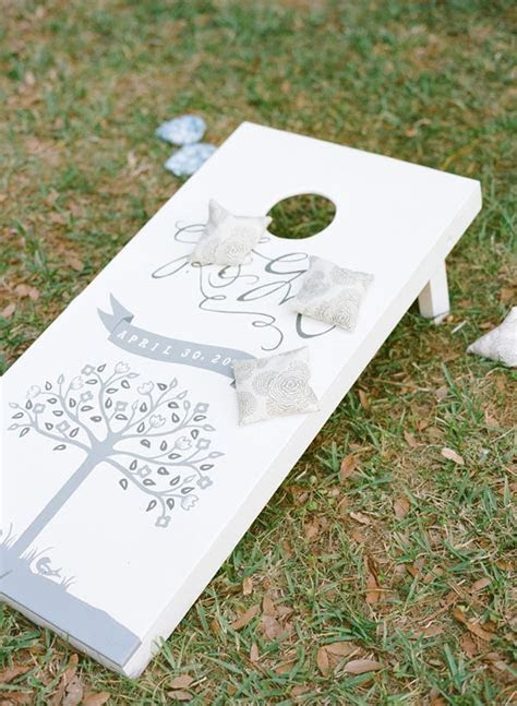 1000  ideas about Wedding Corn Hole on Pinterest