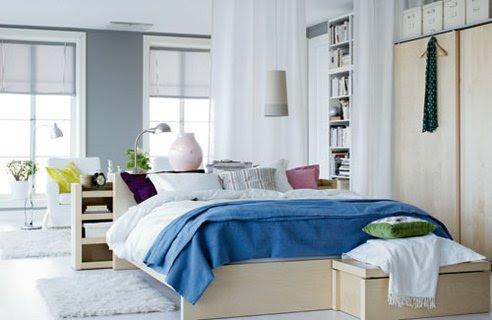 Ideas Home Interior Design on 13 Ikea Bedroom Design   Home Interior Design  Kitchen And Bathroom