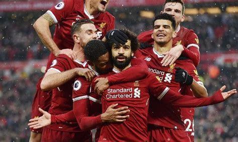 Liverpool fans meet Mo Salah doppelgänger