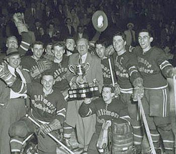 Guelph Biltmore 1952 Memorial Cup, Guelph Biltmore 1952 Memorial Cup