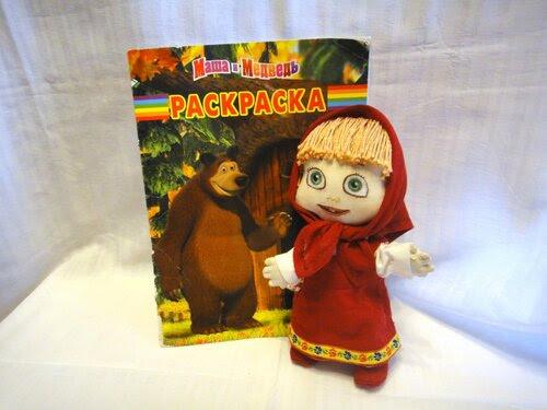 Кукла Маша 2