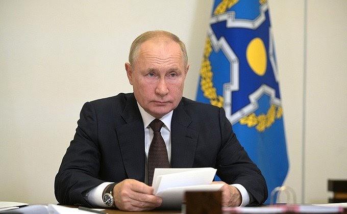 Путин: высший смысл выборов— это выражение воли народа России как главного источника власти